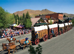 Wagon Days Big Hitch Ketchum