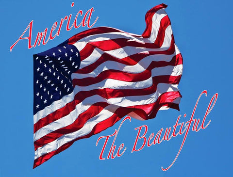 America the Beautiful #20a