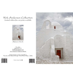 MYKONOS CHURCH #108