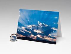RAYS OF HOPE MAGNET CARD