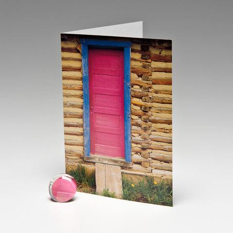 DOOR MAGNET CARD
