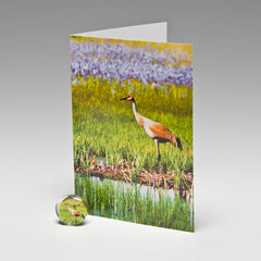NEW BEGINNINGS MAGNET CARD