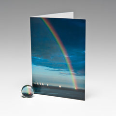 POT OF GOLD MAGNET CARD