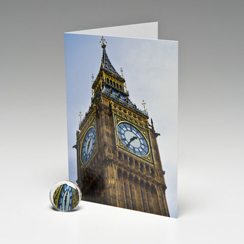 BIG BEN MAGNET CARD