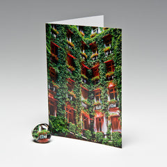 WINDOW DRESSING MAGNET CARD