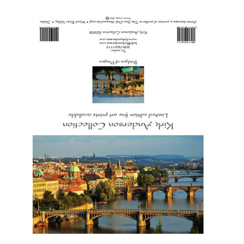 BRIDGES OF PRAGUE #130