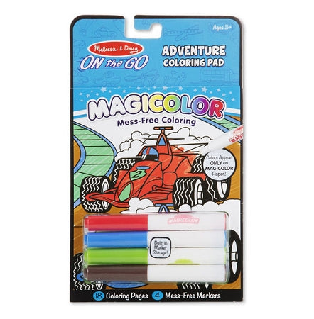 Melissa & Doug - Magicolor Coloring Pad Games & Adventure