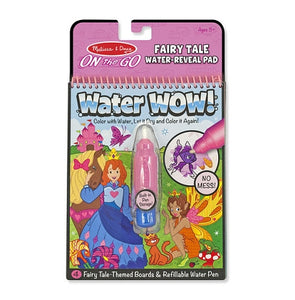 Melissa & Doug - Water Wow! Fairy Tale