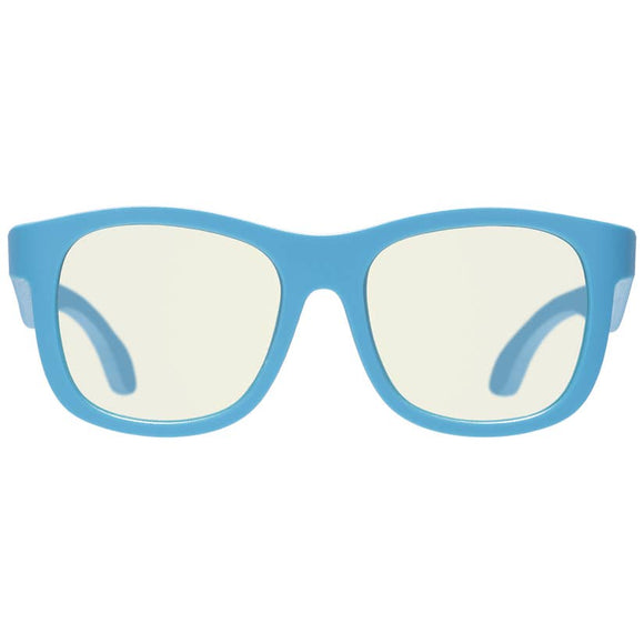 Babiators Blue Light Screen Savers Glasses : Blue Crush Navigator