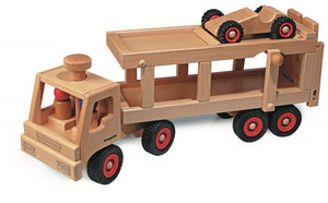 Fagus Wooden Car Transporter