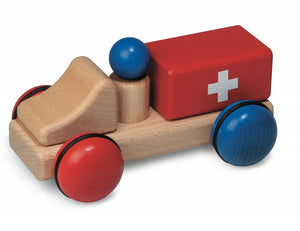Fagus Wooden Mini Series Ambulance