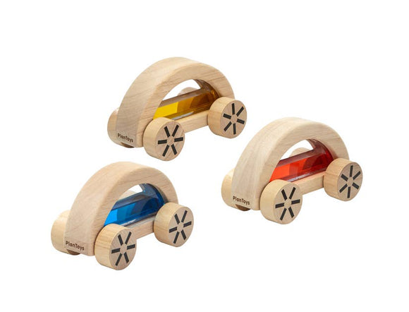 PlanToys Wautomobile (1 assorted color car)