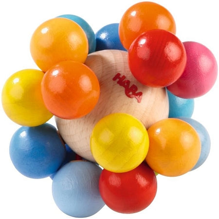 HABA Toys - Clutching Toy Color Hedgehog