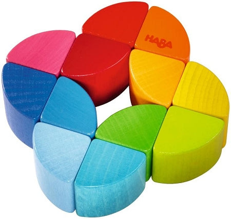 HABA Toys - Clutching Toy Rainbow Ring