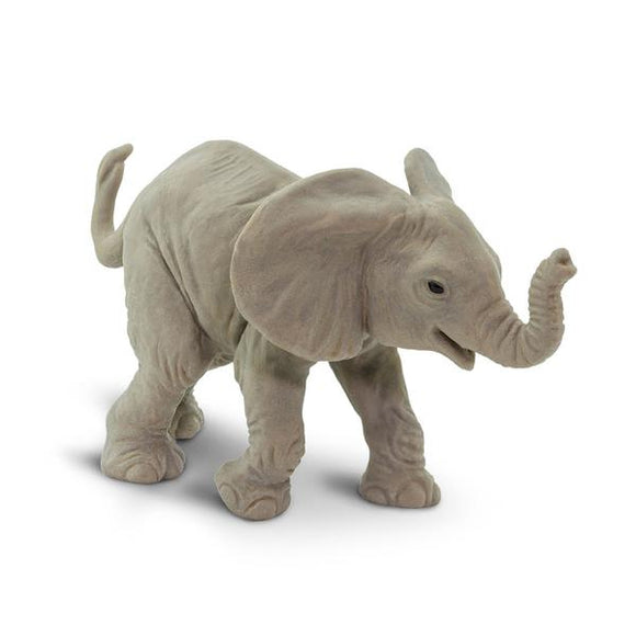 Safari Ltd Wild Safari Wildlife Collection African Elephant Baby