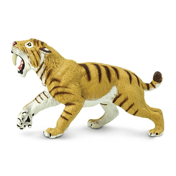 Safari Ltd Wild Safari Prehistoric World Smilodon