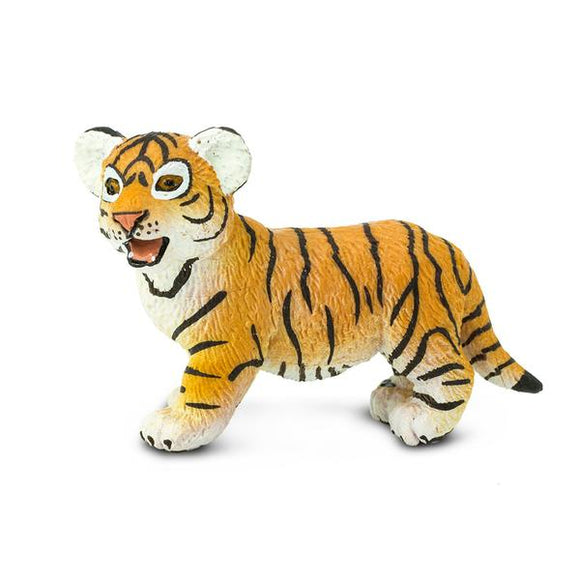 Safari Ltd Wild Safari Wildlife Collection Bengal Tiger Cub