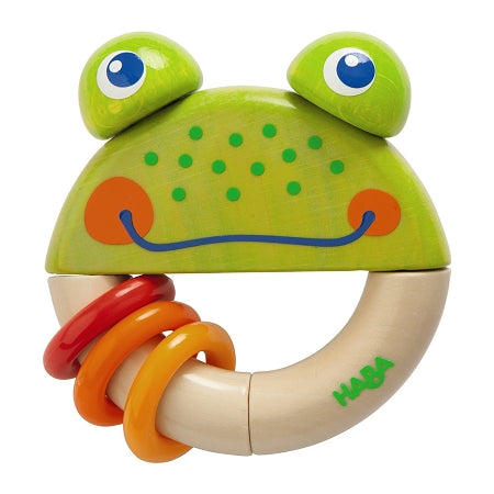 HABA Toys - Clutching Toy Frog Frido