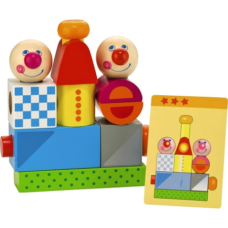 HABA Toys - Brain Builder Peg Set