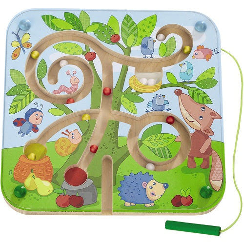 HABA Toys - Tree Maze Magnetic Game
