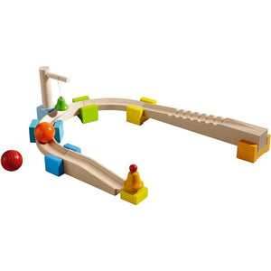 HABA Toys My First Ball Track Basic Pack Chatter Track