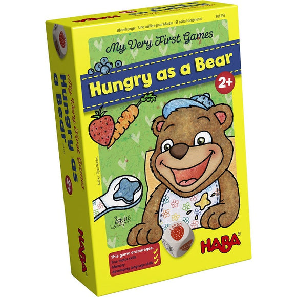 HABA Toys - My very first Games - Hungry as a Bear