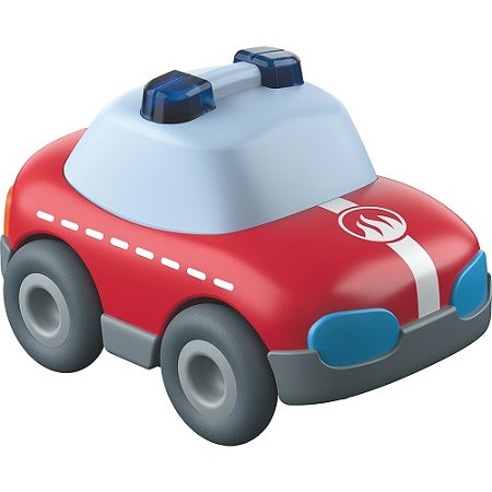 HABA Toys - Kullerbu Red Fire Rescue Vehicle