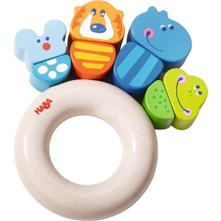 HABA Toys - Clutching Toy Jungle Caboodle