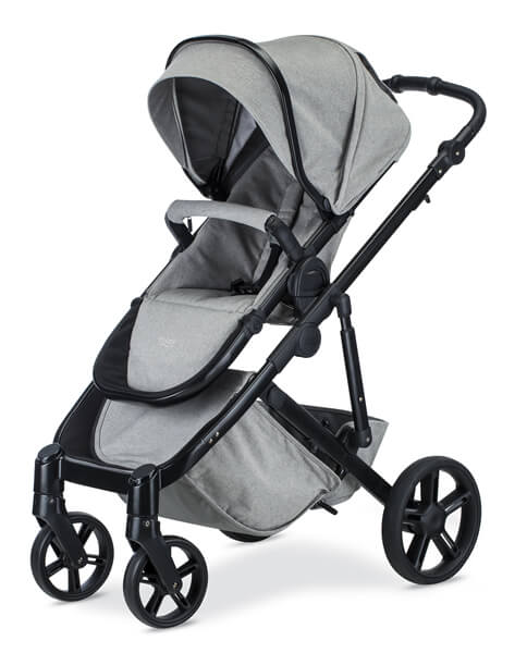 Britax B-Ready Premium Nanotex (Spill-, Odor-, and Stain-Resistant)