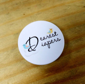 Dearest Diapers Pop Socket