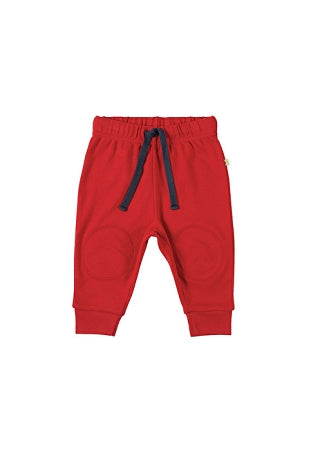 Frugi - Kneepatch Crawlers in Tomato (AW16)