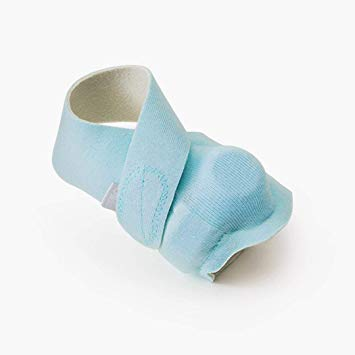 Owlet Blue Fabric Socks