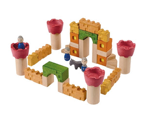 PlanToys - Castle Blocks
