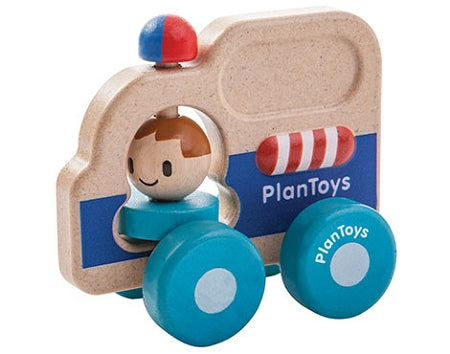 PlanToys - Rescue Car
