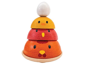 PlanToys - Chicken Nesting