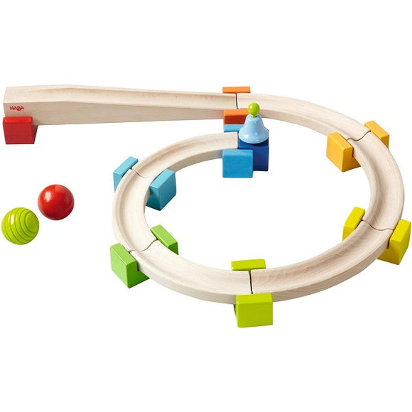 HABA Toys My First Ball Track Basic Pack