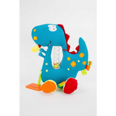 Dolce Toys Baby Dino Plush Toy