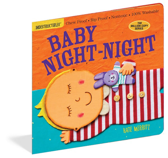 Indestructibles: Baby Night Night