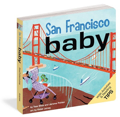 DP Books: San Francisco Baby
