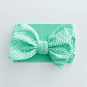 Sugar & Maple Baby Headwrap - Mint
