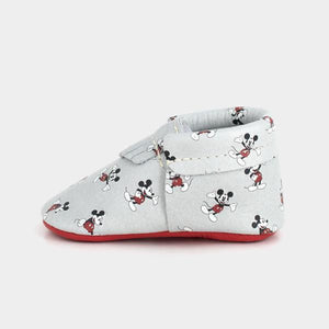 Freshly Picked Soft Sole Moccasins in All About Mickey