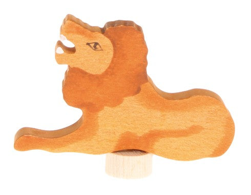 Grimm's Decorative Figure Lion