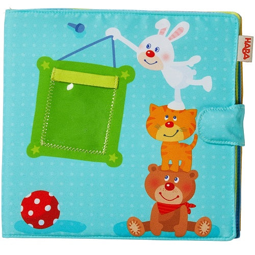 HABA Toys Playmates Baby Photo Album