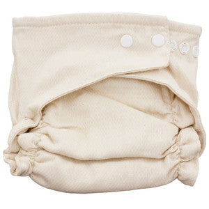 The OsoCozy® Two Size Bamboo Organic Fitted Cloth Diaper