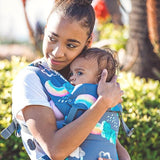Beco Baby Carrier Gemini x Smart Bottoms - Over The Rainbow