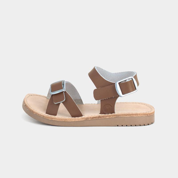 Freshly Picked Cognac Carmel Sandal