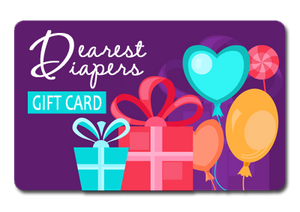 Dearest Diapers Gift Card