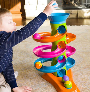 Fat Brain Toys - RollAgain Tower