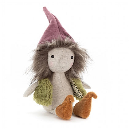 JellyCat Forest Foragers Acorn