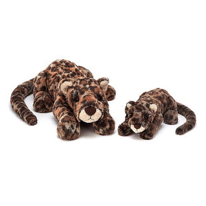JellyCat Livi Leopard Little